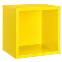 купить Навесной шкафчик Clic 375x375x326 мм, желтый в Кишинёве