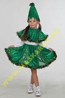 Карнавальный костюм: Ёлочка