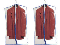 Чехол для одежды 60X92cm прозрачный, п/э