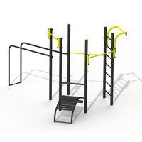 Уличный спорткомплекс Street Workout PTP 522 art. 3344