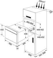 Cuptor cu microunde incorporabil Franke FMW 380 CL G GF