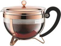 Чайник заварочный Bodum 11656-18 Chambord 1,3L