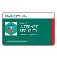 Renewal - Kaspersky Internet Security, Multi-Device - 1 device, 12 months, Card