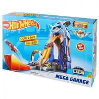 Hot Wheels Мегагараж для машинок