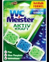 Блок освежитель WC Meister 45 гр, Сосна
