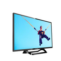 """32"""" LED TV Philips 32PFT5362/12, Black (1920x1080 FHD, SMART TV, PPI 500 Hz, DVB-T/T2/C) (32"""", 81 cm, Black, Full HD, PPI 500Hz, SMART TV, 2 HDMI, 2 USB  (foto, audio, video, USB recording), DVB-T/T2/C, OSD Language: ENG, RO, Speakers 16W (2x8W), Incredible Surround, Clear Sound, 5.4 Kg, VESA 100x100)"""