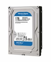 "1.0TB-SATA- 64MB   Western Digital ""Blue"