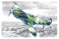 48091 ЛаГГ-3 серия 1-4 советский истребитель 2 СВ