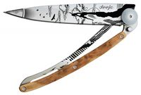 Deejo Tattoo Juniper wood Climbing (1CB031)