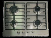 Газовая панель Silverline AS5403X01 Inox