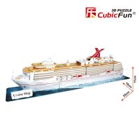 3D PUZZLE America Cruise Ship