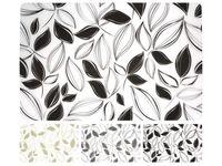 """Салфетка сервировочная 43.5Х28.5cm, """"Черные и белые листья"""""""