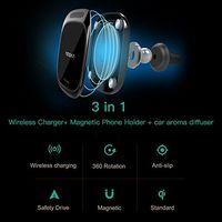 Зарядное устройство беспроводное Nillkin Car Magnetic Wireless Charger, Energy W1