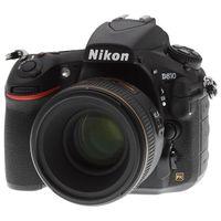 Aparat foto DSLR Nikon D810, 36.3MP + Obiectiv 24-120 f4G