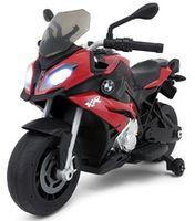 Электромобиль Rastar Ride On BMW Motorcycle Red