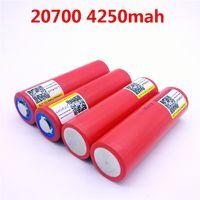 Аккумулятор Liitokala(Sanyo) 20700B 4250 мАч, NCR20700B, 20A