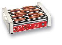 cumpără Gril electric pentru coacerea hot-dog-urilor cu 2 reglatoare de temp., 5 role în față și 4 din spate în Chișinău