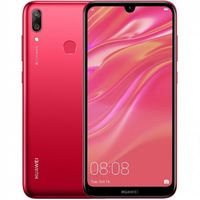 Huawei Y7 2019 3/32Gb Duos, Coral Red