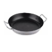 купить Сковорода из нержавеющей стали с антипригарным покрытием, 400x55 мм в Кишинёве