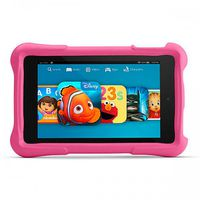 Kindle Fire HD6 Kids Edition, Black Pink