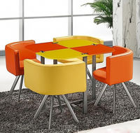 Grace Furniture A-14 Yellow/Orange