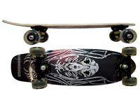 купить Скейтборд 69X21cm, светящиеся колеса, дерево в Кишинёве