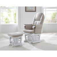 Кресло-качалка для кормления Tutti Bambini GC 35 White