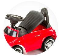 Tolocar Chipolino Fiat 500 Red (ROCFT0182RE)