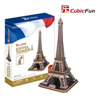 CubicFun пазл 3D Eiffel Tower