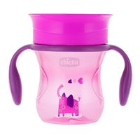 Chicco cănuță 360 Perfect Cup 12+ luni, 200 ml