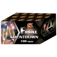 Батарея салютов Dinamit Final Countdown CLE4138