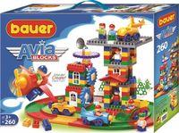 BAUER Avia Set 260 parts, разноцветный