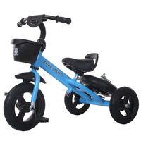 Caider Велосипед трехколесный Eva