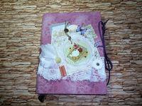 Дневник с шнурком