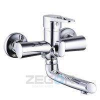 купить Смеситель д/ванны Zegor PUD3 A045 короткий излив K-40 Troya в Кишинёве