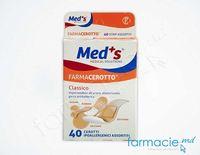 Emplastru poliuretan Farmacerotto N40 assorti (2000000949M) (TVA 20%)