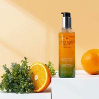 Сатиновое масло для душа с экстрактом сицилийского апельсина 200мл