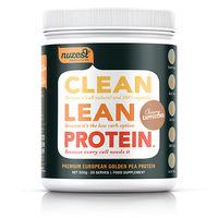 Натуральный Растительный Протеин фирмы Nuzest