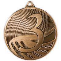 Медаль D50/MD1293B бронза 3-е место TRY