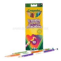 Crayola 3635 Карандаши смываемые (10 шт.)