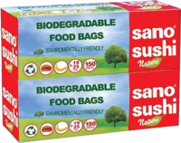 Sano Sushi пакеты для еды 2 x 150 шт