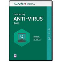 Kaspersky Anti-Virus, 1 device, 12 months, box