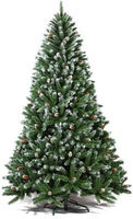 Christmas Snow Tips Pine Tree 14760