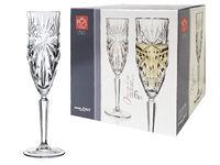 Набор бокалов для шампанского Oasis 6шт, 157ml