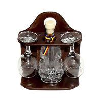 Set pentru Vin Garafa cu 2 pahare