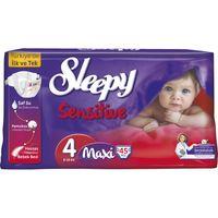 Подгузники Sleepy Sensitive гипоаллергенные 4 Jumbo Maxi