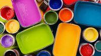 Краска акриловая GAMA COLOR устойчевая к мытью (6,3 Kг)