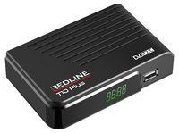 Redline T10 Plus эфирный цифровои + Кабельный + IPTV ресивер