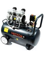 Безмасляный компрессор Vector+ (1390W) 50L