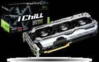 INNO3D / iChiLL GeForce GTX 1070 X3 V2 / 8GB DDR5, 256bit